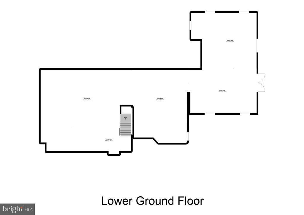 Floor Plan Basement - 12620 CHEWNING LN, FREDERICKSBURG