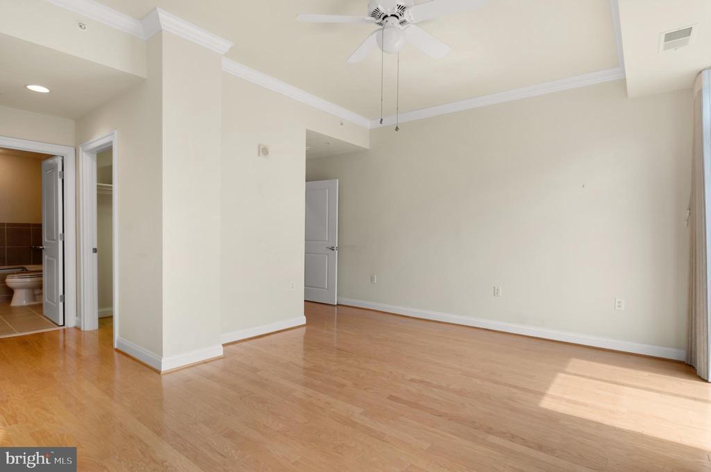 Primary Bedroom with spa-like bathroom - 3625 10TH ST N #903, ARLINGTON