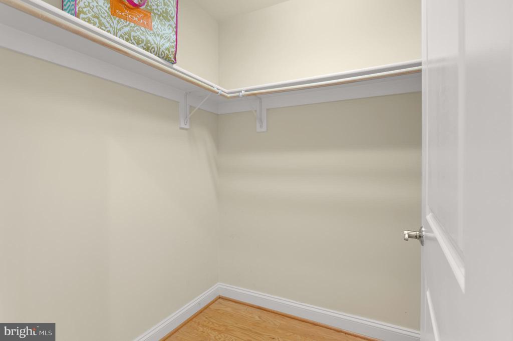 1 of 2 walk-in closets - 3625 10TH ST N #903, ARLINGTON