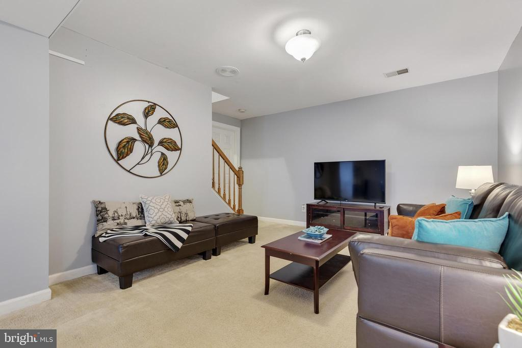 Rec Room - 16644 CAXTON PL, DUMFRIES