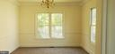 Dining room - 3709 FIDELIS CT, TRIANGLE