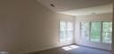 master bed with siting area - 3709 FIDELIS CT, TRIANGLE
