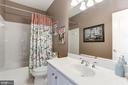 2nd & 3rd Bedroom have their own Bath - 18362 FAIRWAY OAKS SQ, LEESBURG