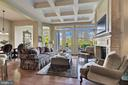 Picturesque Views from ALL the windows in the home - 18362 FAIRWAY OAKS SQ, LEESBURG