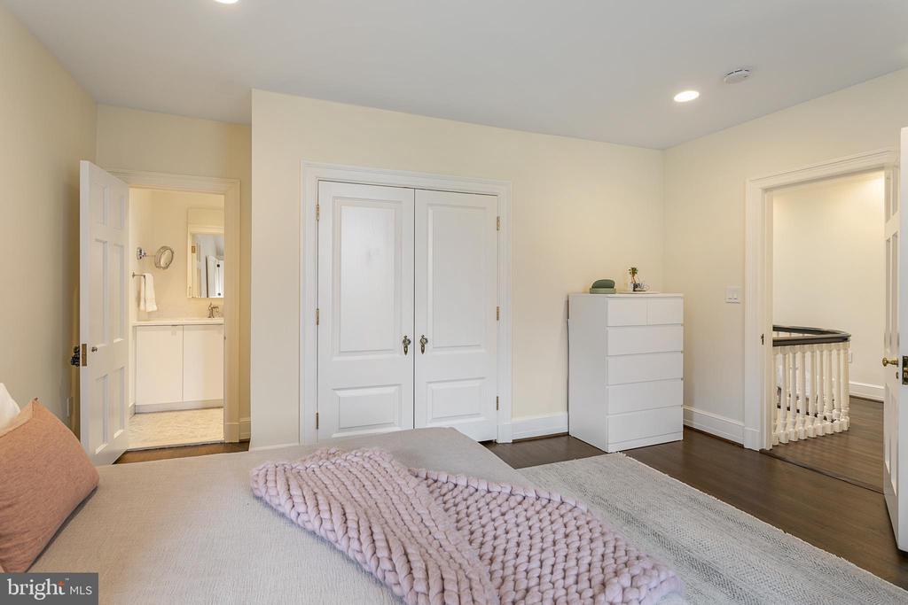 Bedroom 5 - 6 KALORAMA CIR NW, WASHINGTON
