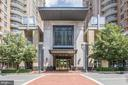 Exterior Building - Main Entrance - 11990 MARKET ST #415, RESTON