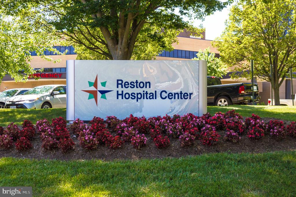 Reston Hospital Center - 11990 MARKET ST #415, RESTON