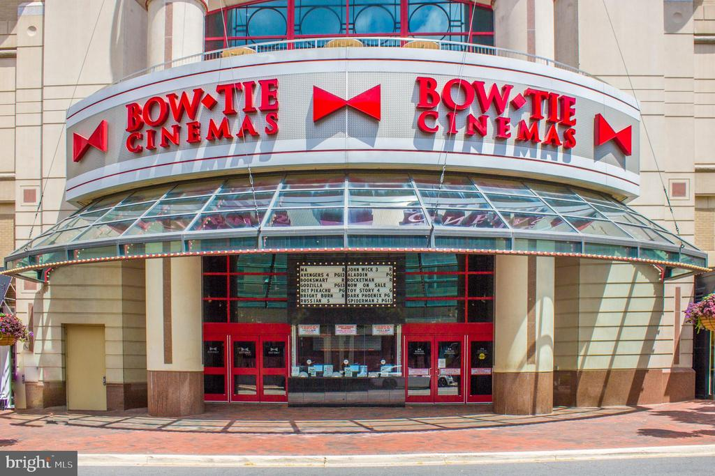 Movie Theater - 11990 MARKET ST #415, RESTON