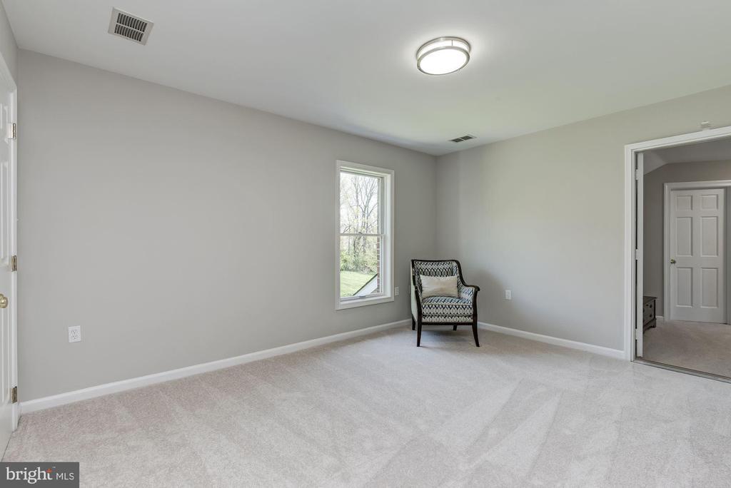 Bedroom | Upper Level Laundry - 8329 MYERSVILLE RD, MIDDLETOWN