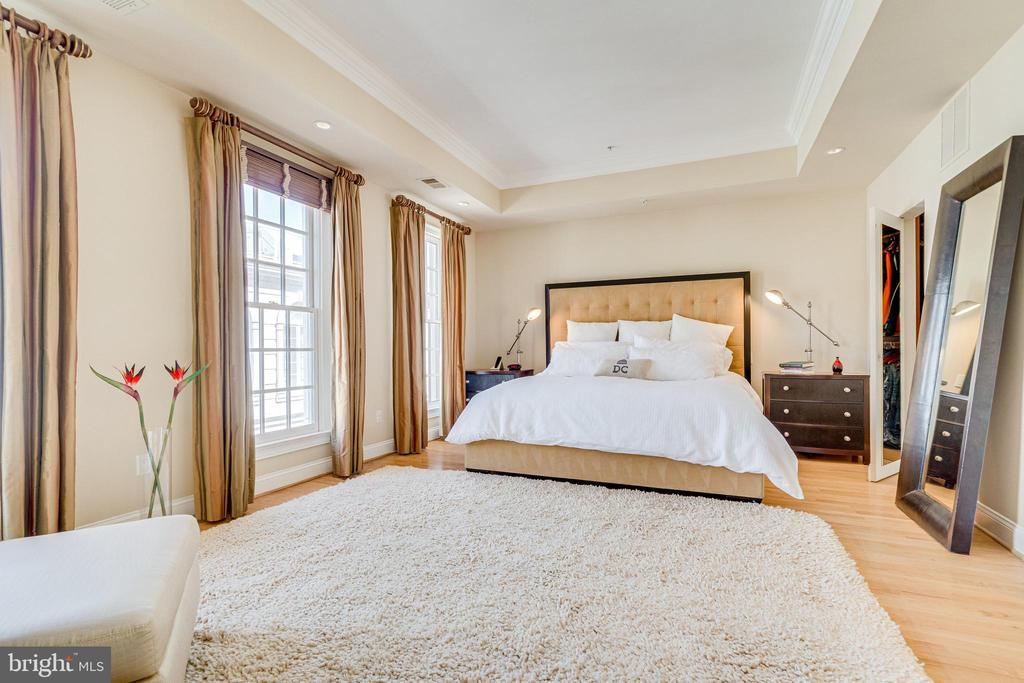 Light-filled Primary Bedroom - 1315 14TH ST N, ARLINGTON