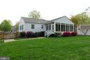 Let's talk about the yard. - 4132 ADDISON RD, FAIRFAX