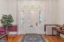 Foyer - 804 CHARLES ST, FREDERICKSBURG