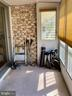 Sunny, southern exposure sunroom! - 3429 S LEISURE WORLD BLVD #88-3E, SILVER SPRING
