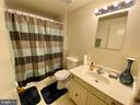 Spacious bath - 3429 S LEISURE WORLD BLVD #88-3E, SILVER SPRING