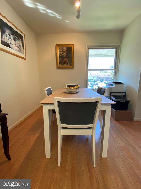 Separate dining area - 3429 S LEISURE WORLD BLVD #88-3E, SILVER SPRING