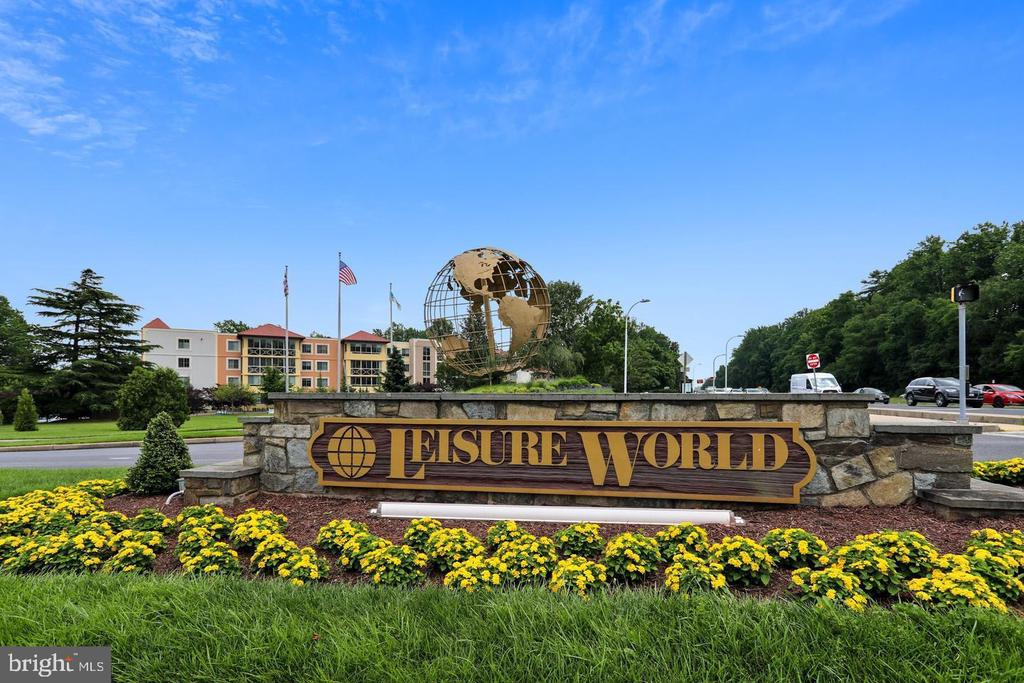 - 3429 S LEISURE WORLD BLVD #88-3E, SILVER SPRING