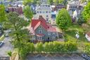 Aerial View - 804 CHARLES ST, FREDERICKSBURG