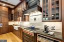 Thoughtfully designed kitchen - 815 BLACKS HILL RD, GREAT FALLS