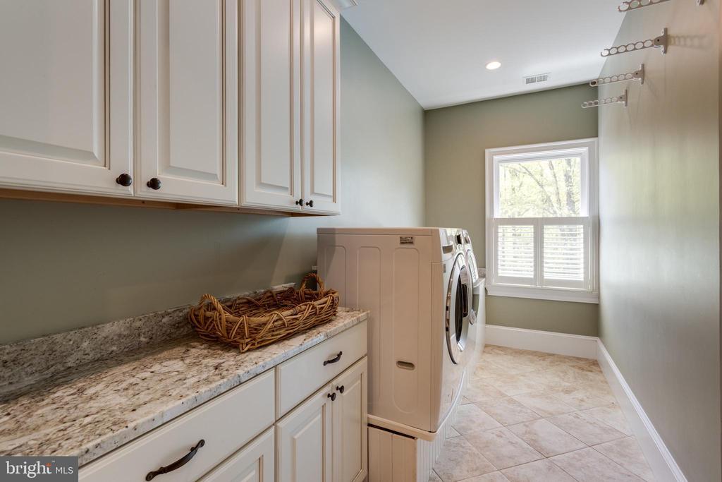 Upstairs Laundry - 815 BLACKS HILL RD, GREAT FALLS