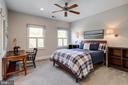 Bedroom 3 - 815 BLACKS HILL RD, GREAT FALLS