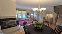 View from the Dining Room - 10481 COURTNEY DR, FAIRFAX