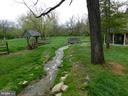 It features a waterfall - 1951 MILLWOOD RD, MILLWOOD