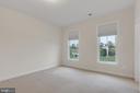 Primary bedroom second floor - 11357 RIDGELINE RD, FAIRFAX
