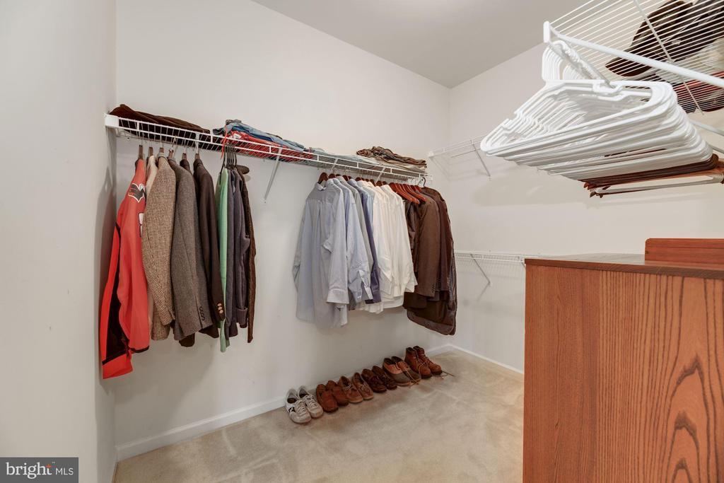 Primary Bedroom Boasts MASSIVE Walk-In Closet! - 43213 THOROUGHFARE GAP TER, ASHBURN
