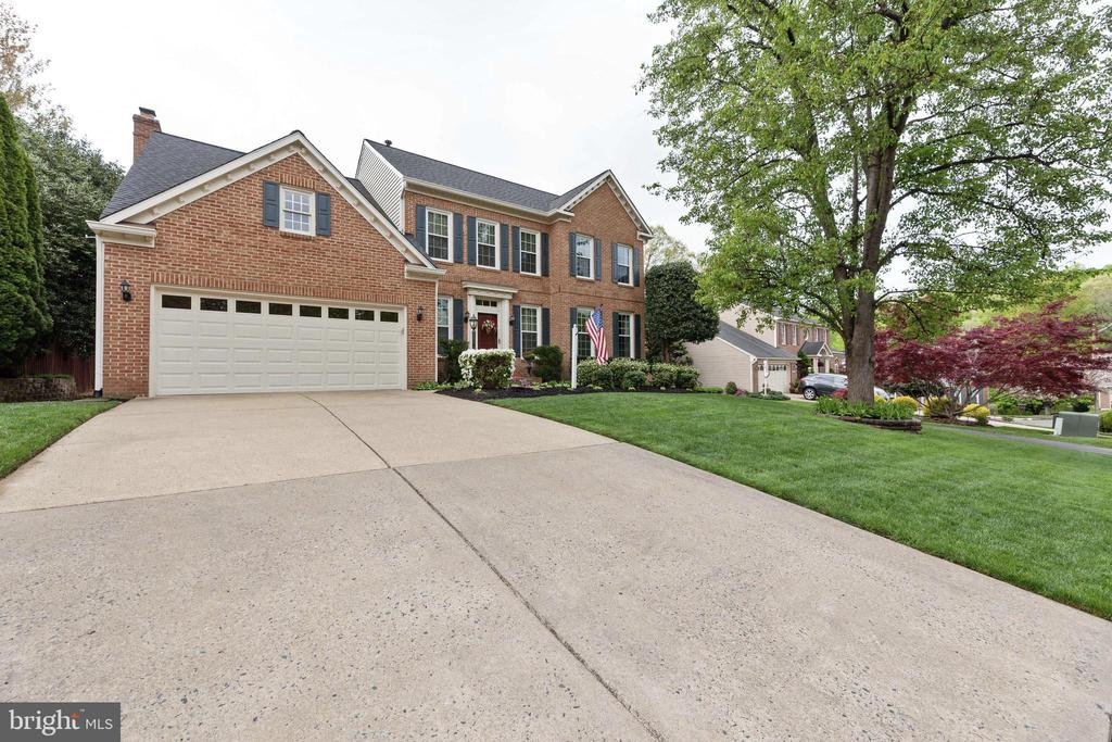 Front Exterior - 16660 MALORY CT, DUMFRIES