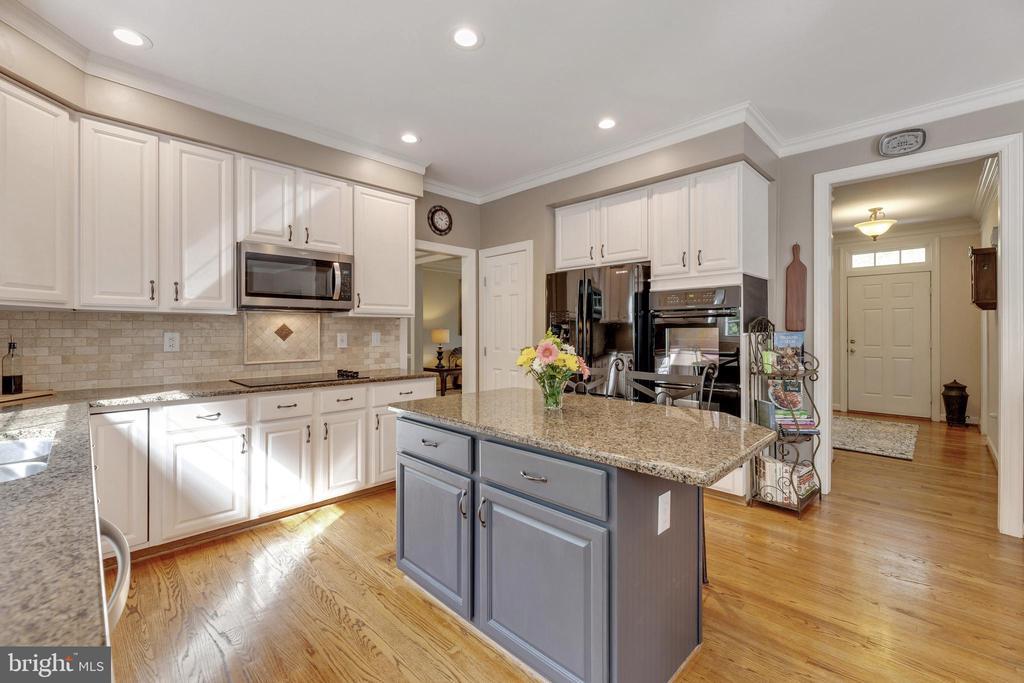 Kitchen - 16660 MALORY CT, DUMFRIES