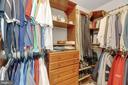 Primary Suite Walk-in Closet 1 - 16660 MALORY CT, DUMFRIES
