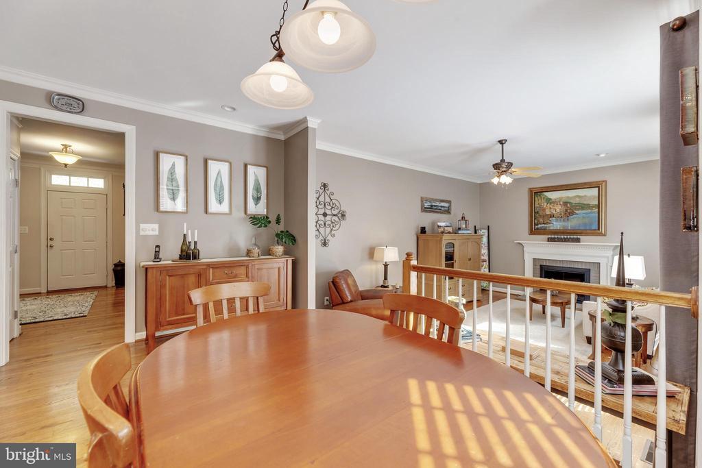 Breakfast Room - 16660 MALORY CT, DUMFRIES