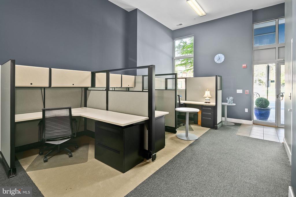 Commercial Space Office Area - 1800 WILSON BLVD #128, ARLINGTON