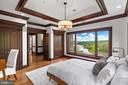 Guest Bedroom with Views - 612 RIVERCREST DR, MCLEAN