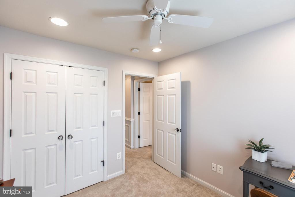 Bedroom # 3. Large Closet! - 8921 TAPPEN MILL WAY, MANASSAS