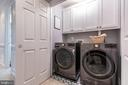 Brand New Washer/Dryer! Built-in Storage! - 8921 TAPPEN MILL WAY, MANASSAS