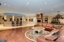 Recreation Room/Full Bar - 9300 RIVER RD, POTOMAC