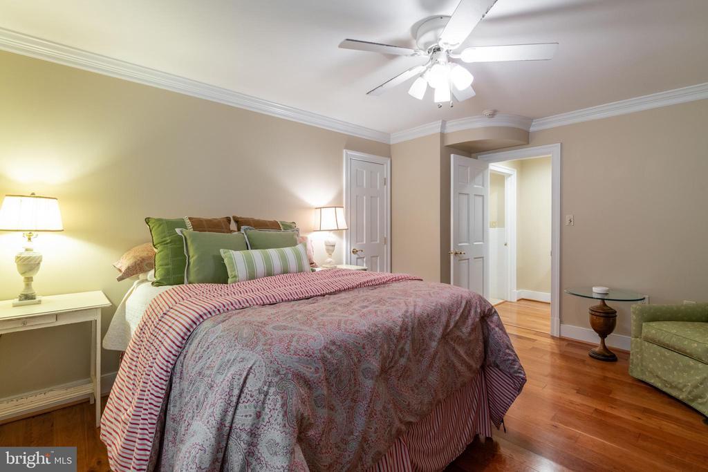 Lower Level Bedroom 4 - 830 HERBERT SPRINGS RD, ALEXANDRIA