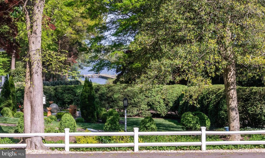 Views of Potomac River - 830 HERBERT SPRINGS RD, ALEXANDRIA