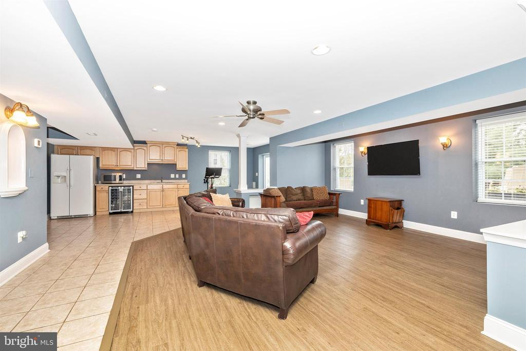 Lower Level Rec Room - 6953 INVERNESS CT, NEW MARKET