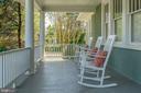Charming Front Porch - 224 N JACKSON ST, ARLINGTON
