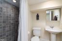Lower Level Full Bath #3 - 224 N JACKSON ST, ARLINGTON