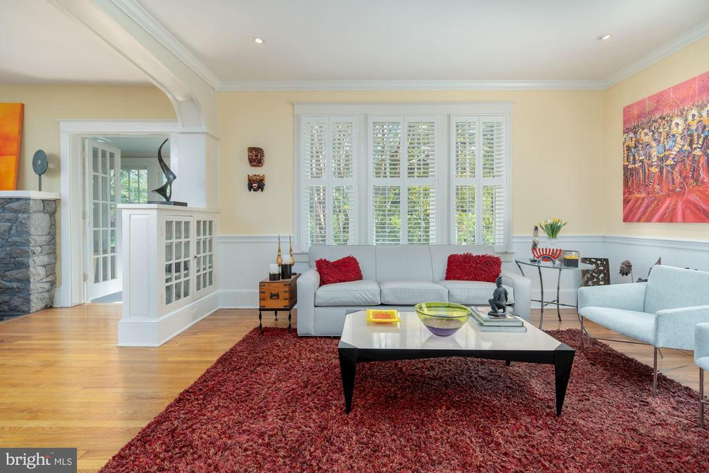 Living Room - 224 N JACKSON ST, ARLINGTON