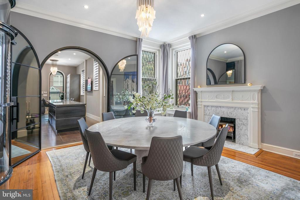 Dining Room - 2019 Q ST NW, WASHINGTON