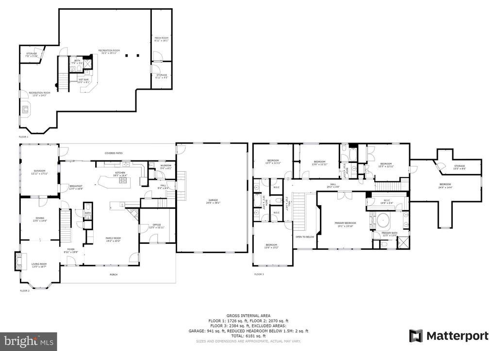 Floor Plan - 8329 MYERSVILLE RD, MIDDLETOWN