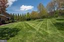 Backyard | Landscaped Grounds - 8329 MYERSVILLE RD, MIDDLETOWN