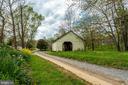 Entrance - Corn Crib - 19525 TELEGRAPH SPRINGS RD, PURCELLVILLE