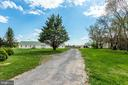 On the way to the south side of property - 19525 TELEGRAPH SPRINGS RD, PURCELLVILLE
