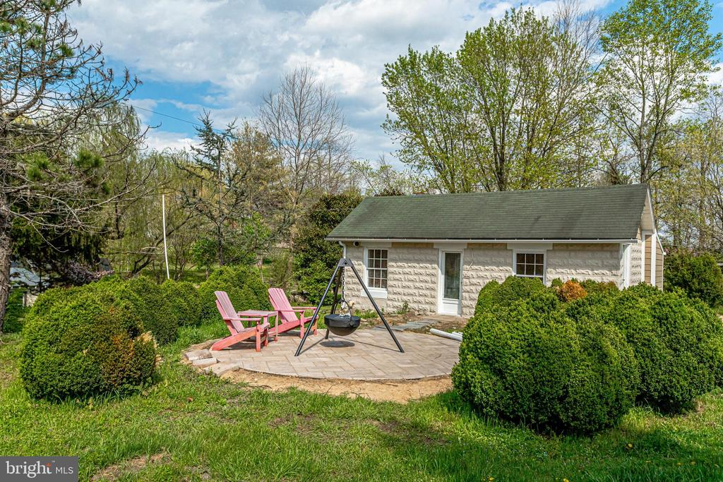 Renovated Cottage - still in process 1 of 2 - 19525 TELEGRAPH SPRINGS RD, PURCELLVILLE