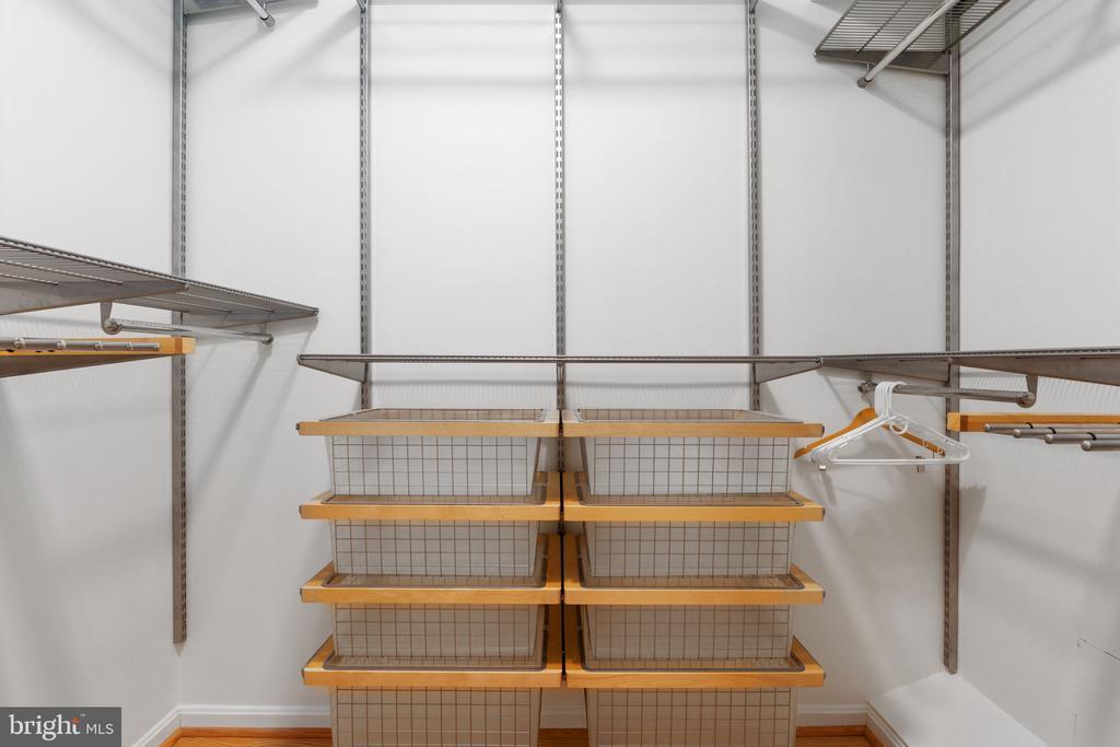 Second Primary Bedroom Walk-in Closet - 2405 OAKMONT CT, OAKTON